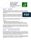 2012 Racket Control Directives