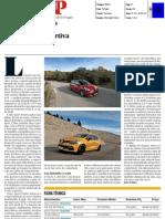 "NOVO RENAULT CLIO BREAK E CLIO R.S. 200 EDC NO ""PÚBLICO"""