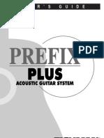 Fishman Prefix Plus