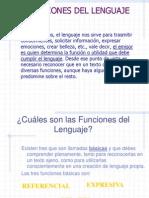 3RA.+CLASE+Funciones Lenguaje