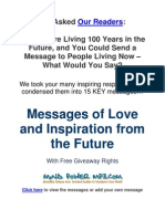 The Messages From the Future 1