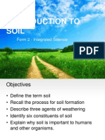 PowerPoint - Soil Introduction