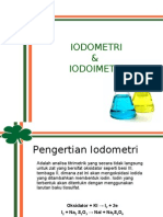 Iod&Iodometri Fix