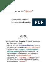 Libertà - Liberalismo