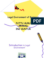 ch 1 final introduction to legal environment