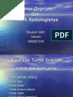Power Point Tumor Ovarium Dan Aspek Radiologisnya