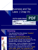 ch 6 business and tax laws1