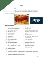 Laporan FDC (Sauteeing)