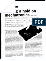 Getting a Hold on Mechatronics MEMag May1997