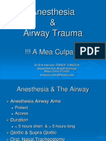 Airway Trauma B a Harrison