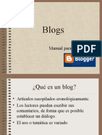 Tutorial Como Crear Un Blog