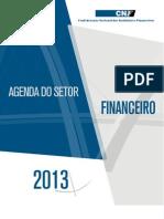CNF - Agenda Do Setor Financeiro 2013