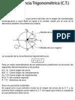 7_Circunferencia Trigonométrica