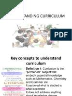 Understanding Curriculum