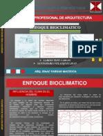 EXPOSICION BIOCLIMATICA