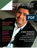 Authorpreneur Magazine - Issue 1