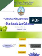 Direccion Administrativa