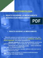 Farmacologie Curs 4
