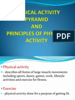 Physical Activity Pyramid(2)