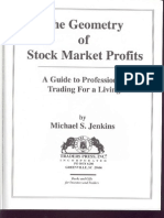 Rare Geometry of Stock Market Profits
