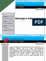Ideología de la Independencia