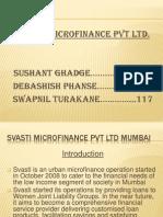 Micro Financing Unit