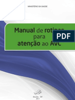 Rotinas AVC MS 13