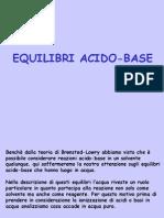 3 Lezione Equilibri_acido-base e Soluzioni Tampone Fin