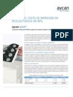 Aycan Print Brochure ESP
