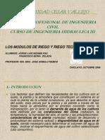 03. Modulos de Riego y Riego Tecnificado - Exposicion