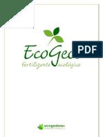 Ecogeos Fertilizante Eccológico, Biomimetismo · Biodinámica · Biodisponibilidad