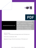 CU00825B Arrays asociativos PHP concepto ejemplos ejercicios resueltos.pdf
