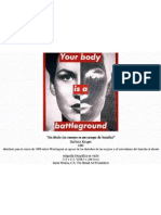 1989-Kruger-Your Body is a Battleground