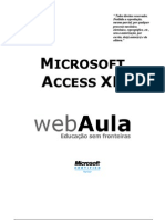 Apostila de Access XP-WebAula