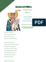Hymns Written by St Patrick