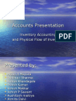 Accounts Presentation