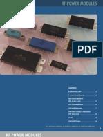 003 RF Power Modules