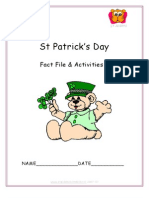 St Patrick's Day book 2