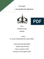 Case Report Osteomelitis