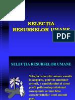 MRU4[1]. Selectia Ru