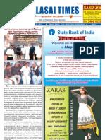 Valasai Times - 08 Mar 2013