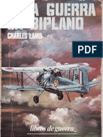 A La Guerra en Biplano.charles Lamb