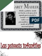 Margareth Mahler - Presentacion