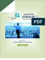 Business Skills for E-Commerce