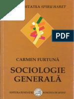 Carmen Furtuna - Sociologie Generala - Ed. f.r.m.