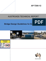 AP-T200-12 Bridge Design Guidelines for EQ