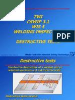 5. Mechanical Testing
