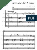 IMSLP107585-PMLP13076-Accolay - Violin Concerto in a - Score Parts