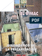 Diagnostico de La Precarizacion en El Rimac