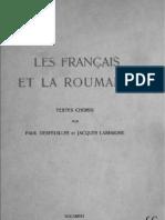 Les Francais et la Roumanie.pdf